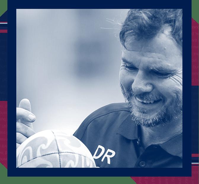 NCCC Coach - David Ripley