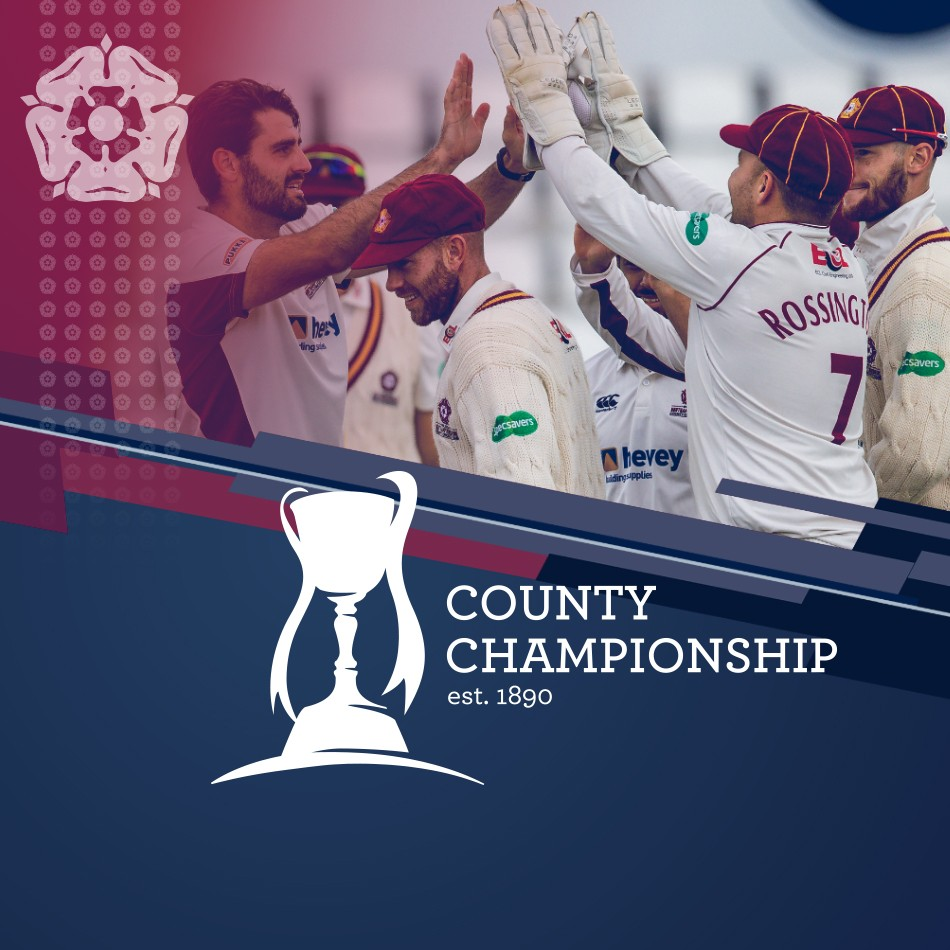 NCCC Hospitality - County Championship