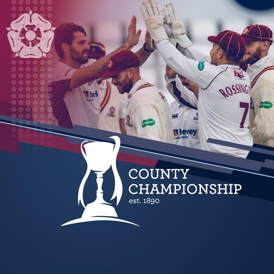 NCCC Hospitality - County Championship