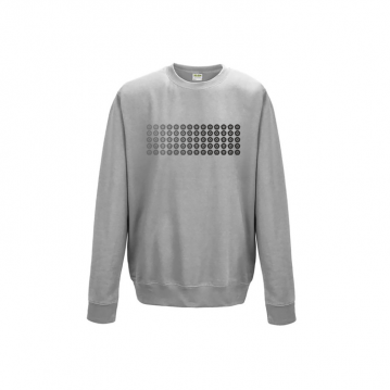 Grey Gradient Sweatshirt