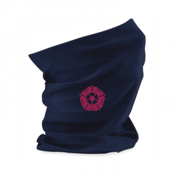 Navy Rose Snood