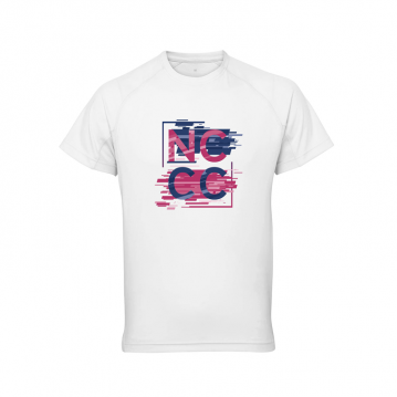 White Training T-Shirt