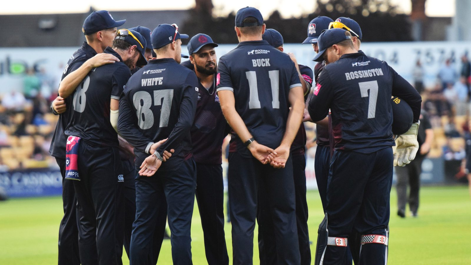 Cricket Unites Behind Charity Auction