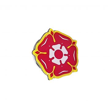 Northamptonshire Rose Pin Badge