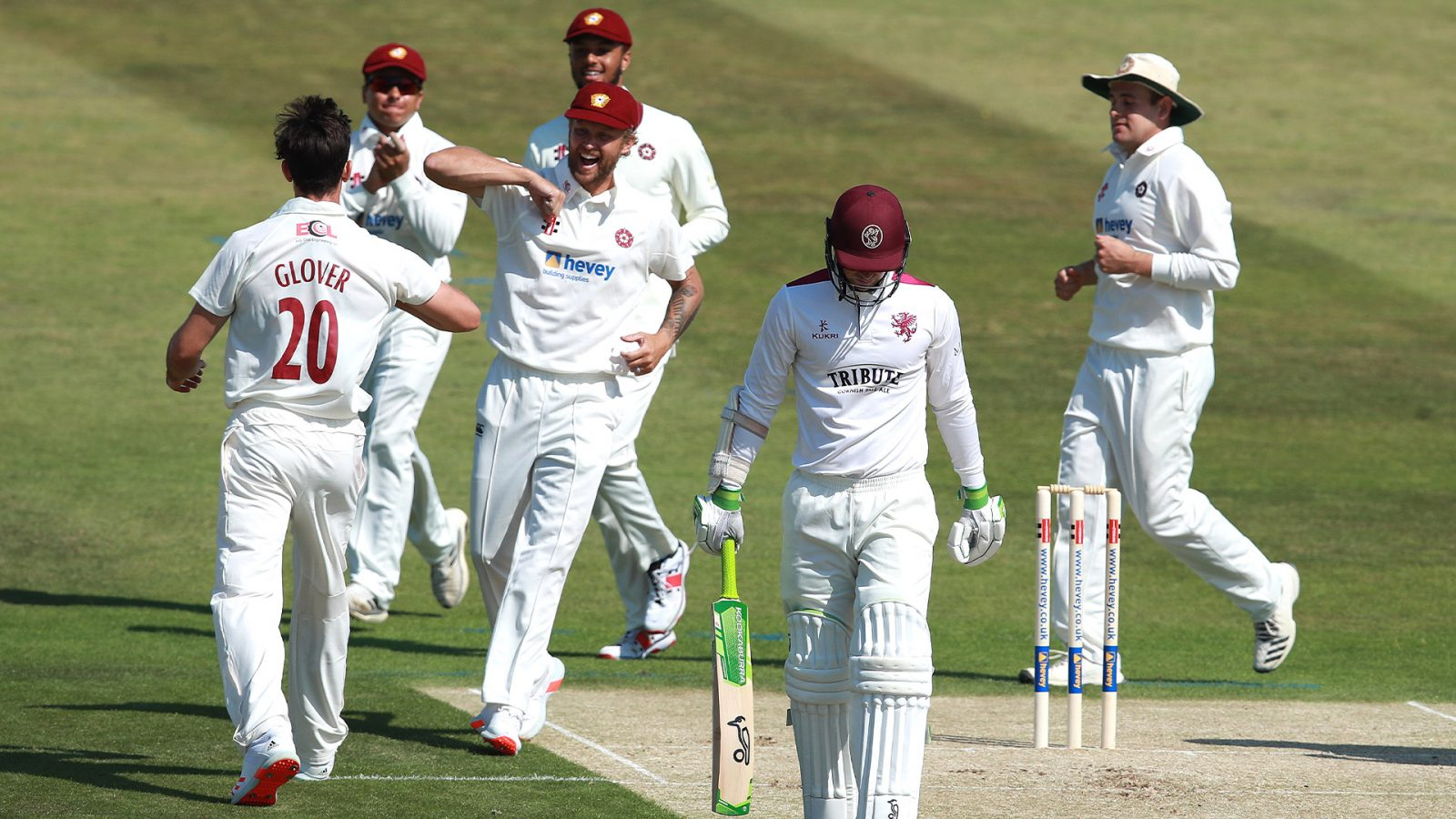 Bowlers Run Rampant As 21 Wickets Fall On Day 1