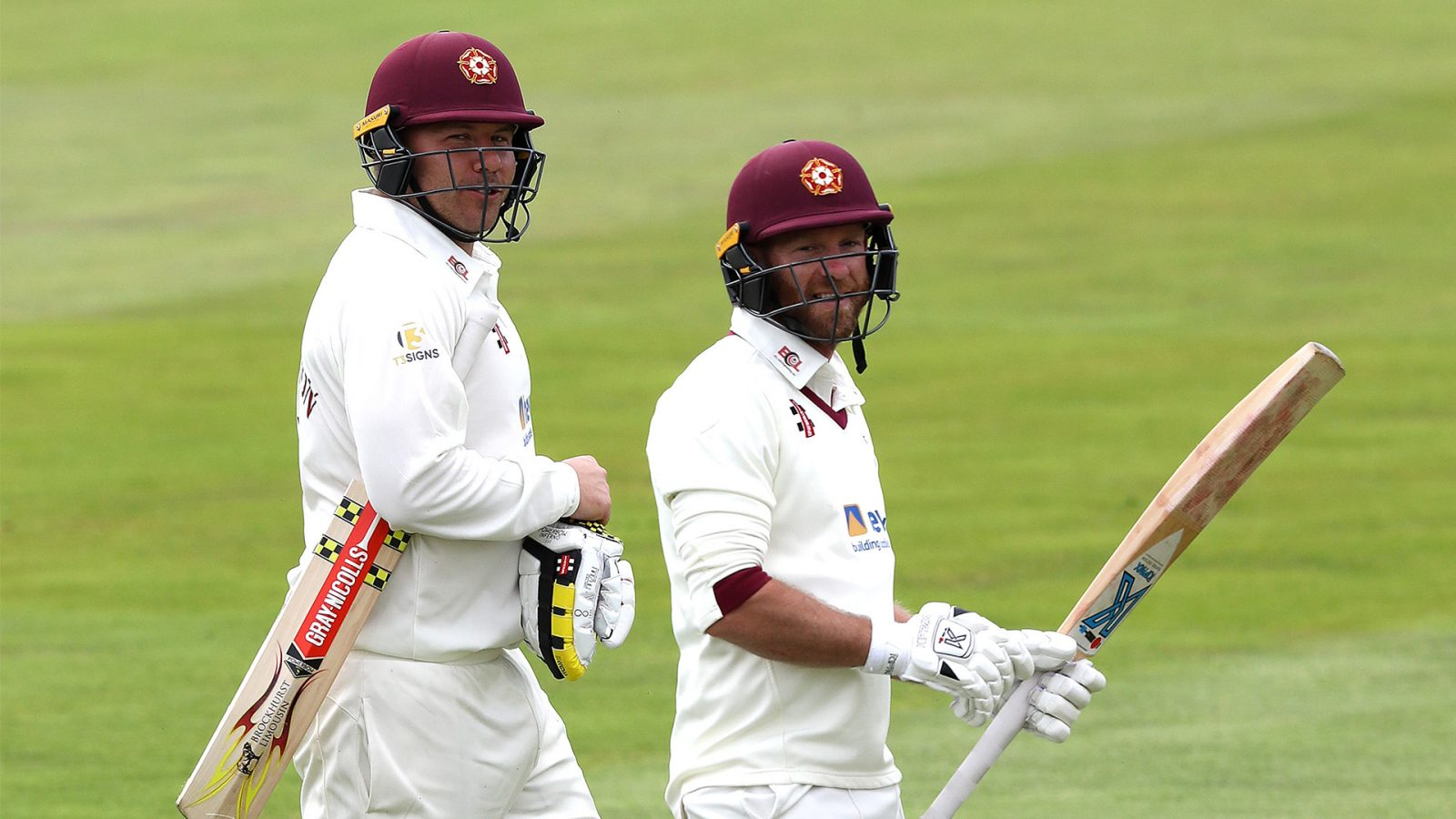 Centuries For Rossington And Procter As They Secure Draw