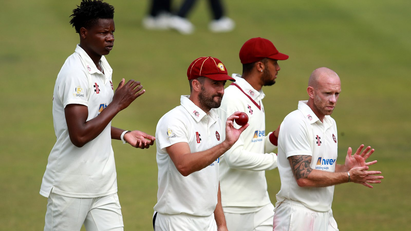 Sanderson, Berg Fire With Ball As Somerset Claim Victory