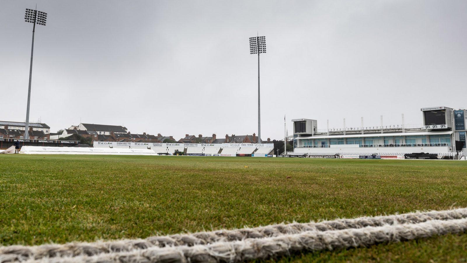 Northamptonshire Unites For Return Of Spectators