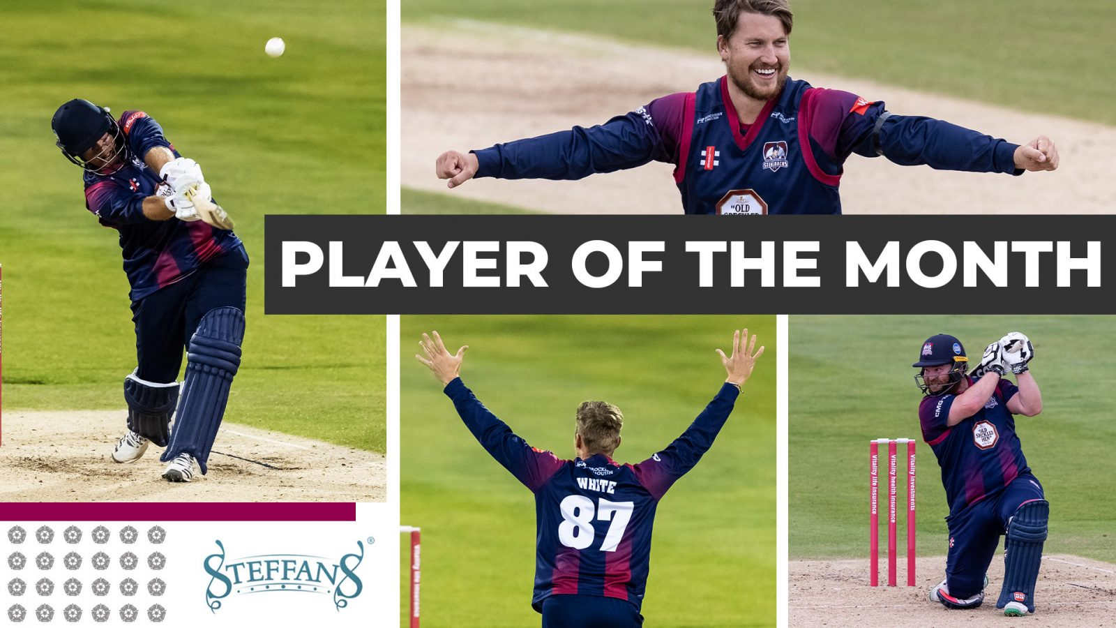 Steffans Jewellers Player Of The Month: September