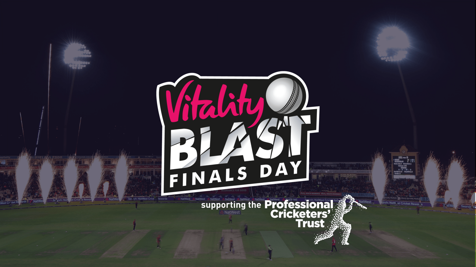 Northamptonshire Supports Professional Cricketers' Trust On Finals Day